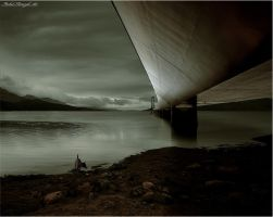 under the bridge by SHUME-1