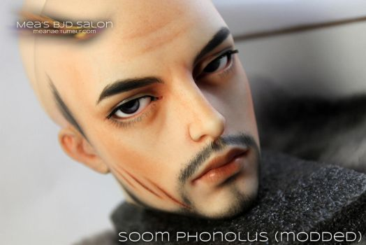 MBS - Face-up Soom Phonolus by Meanae