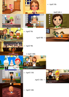 Tomodachi Life April 15th picture dump by GWizard777