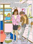 Peggy shoe shopping by mautheil
