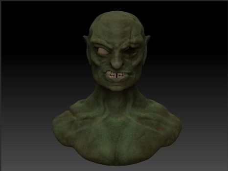 Orc2 Front by fishmanjo