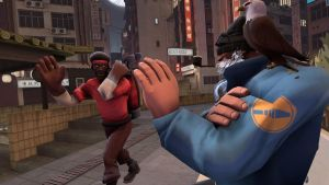 Demoman and Soldier, Friends for Life by NMaster90