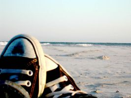 Converse Beach by openwound88