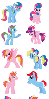 Shipping Adopts - PinkieDash by MaddieAdopts