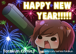 Happy New Year!! by torakun14