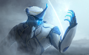 warframe - frost by Artarrwen