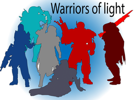 Warriors of the travelers light by nmr808