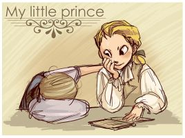 Original-My Little Prince by koenta