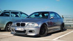 BMW M3 by ShadowPhotography