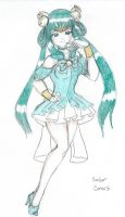 Sailor Comus by twelvemoons