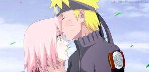 NaruSaku: Love in the Sky by Sakuritha97
