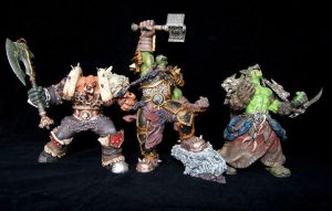 ORCS!!! by Tendranor