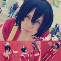 Toph Bei Fong by Angelay-Kid