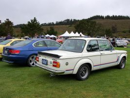 E10 white BMW 2002 Turbo by Partywave