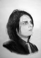 Gerard Way from My Chemical Romance by Dazzle-Ice