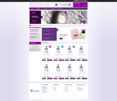 Perfume online store by Visual-Creative