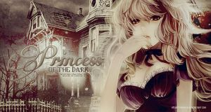 Princess of the Dark by xFluffyBunnyx