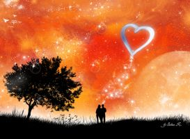 Sky of Love by Sk-Styles