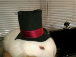 My Rabbit with a Top Hat by nihon-no-umi-no-uta