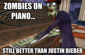 Piano Zombie - Zombies on Piano by Wizard101DevinsTale