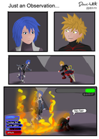 Boss Battles by Dave-White