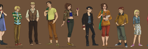 Shingeki No Fashion by sharadaprincess