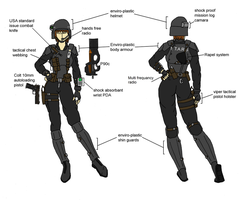 Fspecial forces uniform-tactic by Vako-dulehand