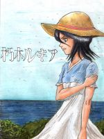 Hoping for a sight by Rukia-Bankai
