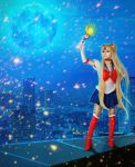 Sailor Moon! by JasDisney