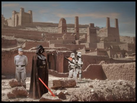 Star Wars - Search for the rebels by ChristianBT