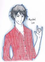 Marshal Lee by Hopiamanipopcorn