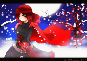 Ruby -RWBY- by Zain-95