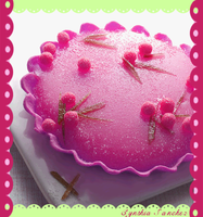 PinK Pie by lonelyinside