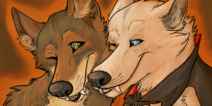 Sudak and Mayta Icons by Sudak