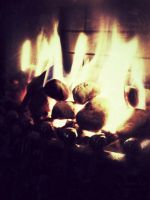 013 Fireplace by DistortedSmile