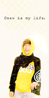 Onew is my life. by superjiaojiao