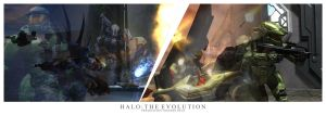 Halo: The Evolution by DeadSet