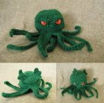 Cthulhu dice bag by we-are-normal