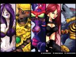 League of Legends 2 by betrayal-and-wisdom