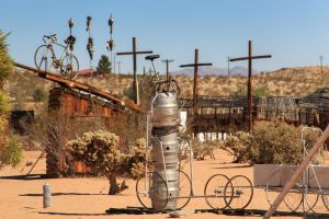 Noah Purifoy Desert Museum-1 by Mac-Wiz