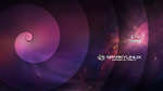 Sparky Linux Wallpaper - Galactic Spiral by LiquidSky64