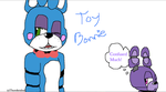 Toy Bonnie ~ Confused Much? by ThunderXLeaf