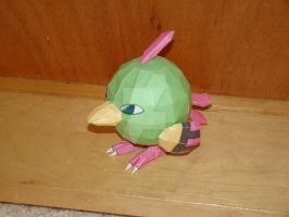 Natu Papercraft by Magedark9