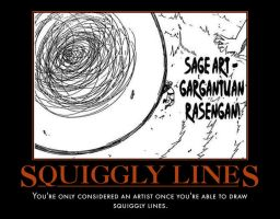 Squiggly lines by spaceninja309