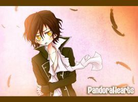 Pandora_hearts_Gilbert by nikitt11