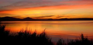 Lac Taupo by pitiso