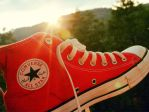 Converse sunset by Susan1224