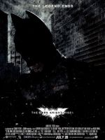 TDKR batman by agustin09