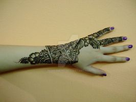 My Henna 15 by honeyness