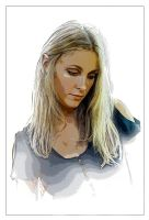 sharon-Tate Poster by kenernest63a